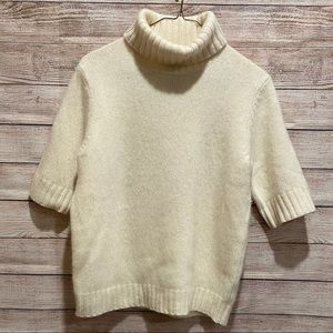 Ralph Lauren wool cashmere turtleneck sweater